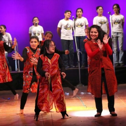 scenes from our inclusive musical show yeh hai duniya meri jaan 4