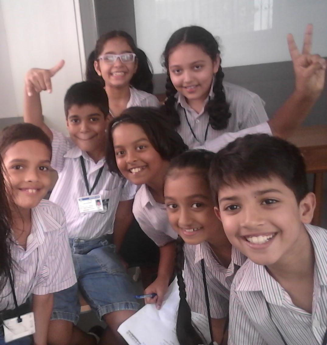 Beacon high school students